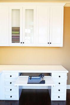 office designs, small bedrooms, offic design, design offic, custom office scrapbooking, scrapbook rooms, offic idea, crafts, craft rooms