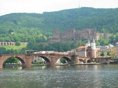 Memories of a wonderful family who took me in while I was traveling in Heidelberg, Germany.