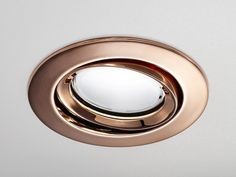 Download the catalogue and request prices of St 85 r By puraluce, led adjustable recessed spotlight, incasso Collection