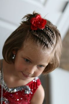 Creative Hairstyle Ideas for Little Girls images