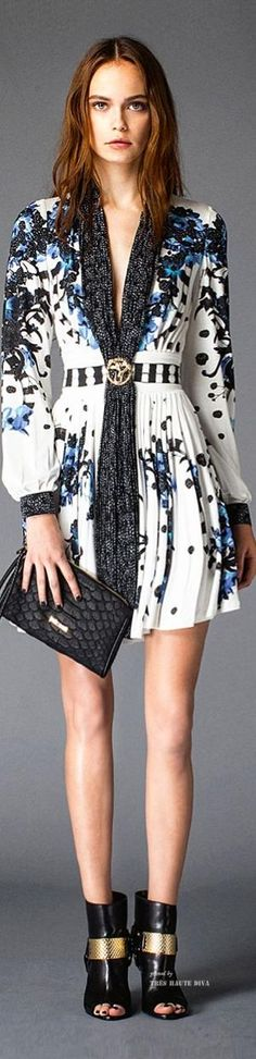 Just Cavalli Pre-Fall 2015 RTW ♔THD♔ by lina
