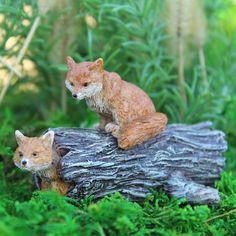 FOXY FRIENDS - Miniature Expressions