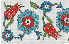 Cross Stitch Borders, Cross Stitch Designs, Cross Stitch Patterns, Folk Embroidery, Cross Stitch Embroidery, Embroidery Patterns, Cross Stitch Cushion, Mosaic Patterns, Pixel Art