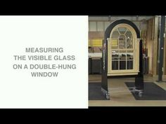 Measure Visible Glass