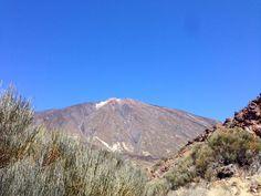 Trekking Teide!  #gosharetenerife #wanderlustwednesday