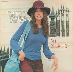 Carly Simon - No Secrets 1972