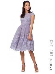 Chi Chi Curve Nia Dress