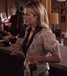 "Lily _ Thanksgiving. Gossip Girl, Season 1 Episode 9 ""Blair Waldorf Must Pie!""."