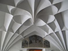 Lutheran prayer room in Slavonice, Czech Republic