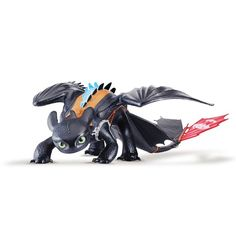 Ultimate Want! DreamWorks ? How To Train Your Dragon 2 ? 23? Mega Toothless Alpha Edition