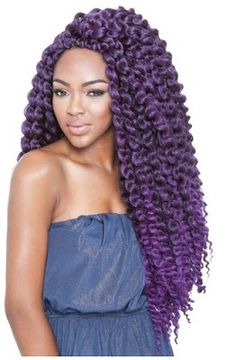 These synthetic lace front wigs, lace wigs, human hair wigs, glueless cap wigs, come in a variety of styles and colors. Crochet Wavy Hair, Crochet Hair Styles, Synthetic Hair Extensions, Synthetic Lace Front Wigs, Crochet Braids Hairstyles, Braided Hairstyles, Black Girls Hairstyles, Straight Hairstyles, Havana Mambo Twist
