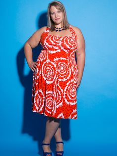 The South Pacific Sun Dress
