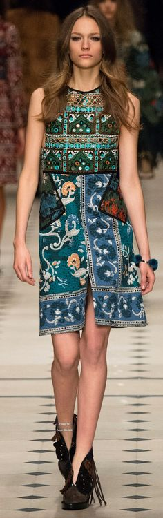 Burberry Prorsum Collections Fall Winter 2015-16 collection