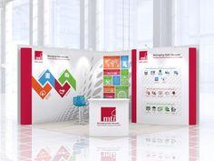 https://flic.kr/p/DEsxiz | Exhibition stand design for MTI Technology | Exhibition stand design