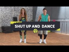 It's time for your new favorite choreography. And special treat: this song is by Zumba® creator Beto Perez himself! 'Shut Up and Dance' is Beto's 2016 motto ...