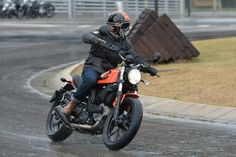 Ducati hit the jackpot last year with the Scrambler when they sold units globally, enough to push the Scrambler into the top ten list for the. Ducati Scrambler Sixty2, Motorcycle News, New Motorcycles, Bikers, Motors