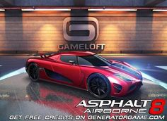 [NEW] ASPHALT 8: AIRBORNE HACK ONLINE 2016 REAL WORK: www.online.generatorgame.com  You can Add up to 9999999 Credits per day for Free: www.online.generatorgame.com  No More Lies! Real Works 100% Guaranteed: www.online.generatorgame.com  Please SHARE this method guys: www.online.generatorgame.com  HOW TO USE:  1. Go to >>> www.online.generatorgame.com and choose Asphalt 8: Airborne image (you will be redirect to Asphalt 8: Airborne Generator site)  2. Enter your Asphalt 8: Airborne…