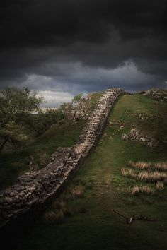 freddie-photography:  Ancient Wall of the North - Hadrians...