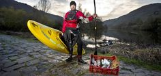 Plastikmüll: Wie ein Kajakfahrer für saubere Flüsse sorgt | Utopia.de