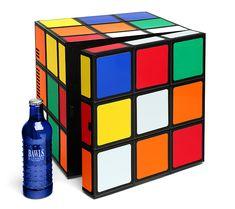 Exclusive Rubik's Cube Fridge