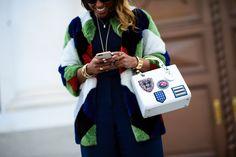 Mercedes-Benz Fashion Week Russia Spring 2015 - Mercedes-Benz Fashion Week Russia Street Style