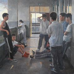 Common People, Beijing, Chinese, Events, Artists, Inspired, Painting, Inspiration, Biblical Inspiration