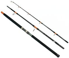 POLE&LINE EQUES travel buddy 9ft 3sections 200g for monster wels catfish,araaima,and GT...Featuring Fuji SiC guides,Lock nut and GRC butt end.
