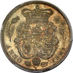 Great Britain, Great Britain: George IV Shilling 1821 MS67 PCGS,... Image #2
