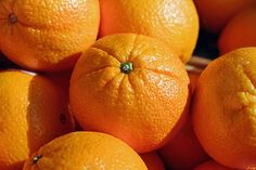 orange surface, strong glossy areas, dotted surface