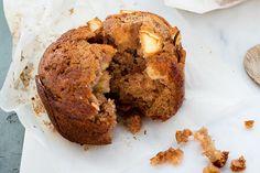 Spiced 'apple pie' muffins