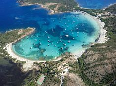 Palombaggia, Corsica, France http://www.palombaggia.com/gallerie/mini-villa-corse.html