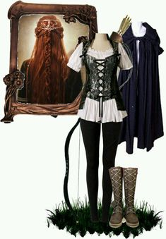 Meet Adelaide twin sister of Merlin, and like him she has magic but s… # Fan-Fiction # amreading # books # wattpad Renaissance Costume, Medieval Costume, Medieval Dress, Medieval Outfits, Viking Dress, Renaissance Fair, Medieval Fashion, Medieval Clothing, Larp Fashion