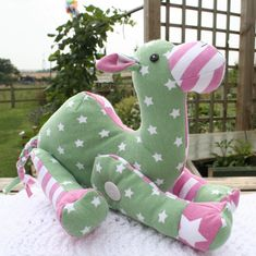 The first camel keepsake I ever made. This was a customer request from an ex-pat living in Dubai. Scrap Fabric, Fabric Scraps, Memory Bears, Sock Toys, Super Cute Animals, 3rd Baby, Wooden Hearts, Hello Dolly, Pet Memorials