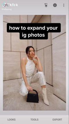 Creative Instagram Photo Ideas, Ideas For Instagram Photos, Instagram Photo Editing, Instagram Pose, Insta Photo Ideas, Model Poses Photography, Photography Editing Apps, Good Photo Editing Apps, Children Photography