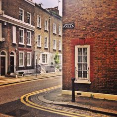 #chelsea back streets #london #architecture #heritage
