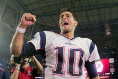 Jimmy Garoppolo Patriots Star Quarterback Rises From Ashes of Deflategate