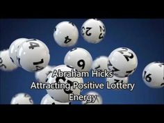 Abraham Hicks - Attracting Positive Lottery Energy (NEW)
