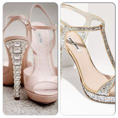 In love with these mui mui shoes x