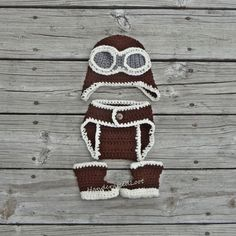 Hey, I found this really awesome Etsy listing at https://www.etsy.com/listing/200302175/newborn-crochet-baby-aviator-photo-prop