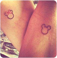 Tatuagens para Namorados: Iguais, Frases, Pulso, Costela