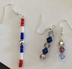 June 24, 2015 - Make Jewelry with BVJAG Create your own earrings with all supplies provided.