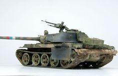 I am modelist » T-55 A
