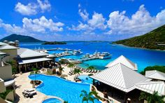 Best Caribbean Resorts: Scrub Island Resort, Spa & Marina, British Virgin Islands