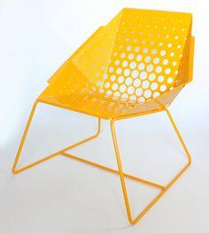 Nodo chair outdoor chair patio chair by petrifieddesign on Etsy