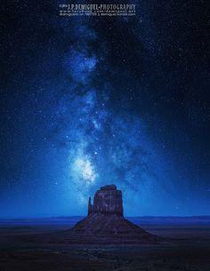Monument Milkyway - Monument Valley, Arizona