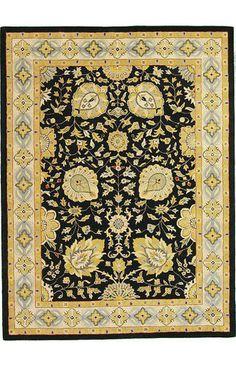 nuLOOM Hand Tufted Wool Caroline Area Rug | Traditional Rugs