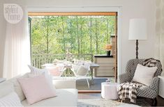 Interior: Chic organic-inspired home - Style At Home