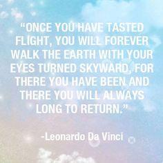 Inspired by flight