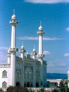 Moshi Mosque in Kalimanjaro, Tanzania