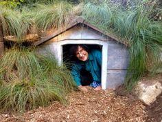 DIY: How to Make A Hobbit House (In Your Garden) DIY Garden